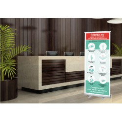 roll up covid 200 x 85 cm