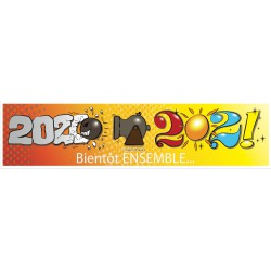 Adhésif pose facile 2021