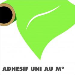 Adhésif couleur uni vert
