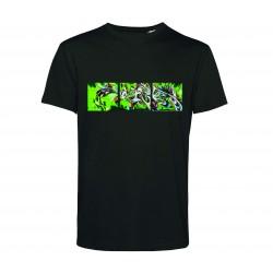 """t-shirt """"zi artistes"""" ser oner"""