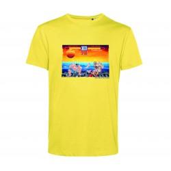 "t-shirt ""zi artistes"" boutros xela"
