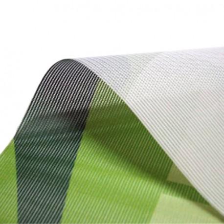 Bâche micro perforée imprimée 200 x 80 cm